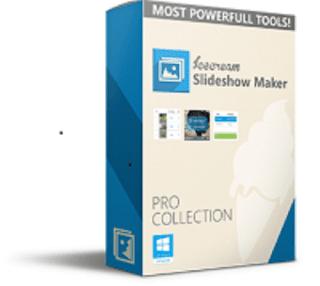 تحميل برنامج صناعة الفيديو Icecream Slideshow Maker PRO مع سيريال التفعيل