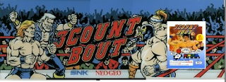 3 Count Bout ( Arcade )