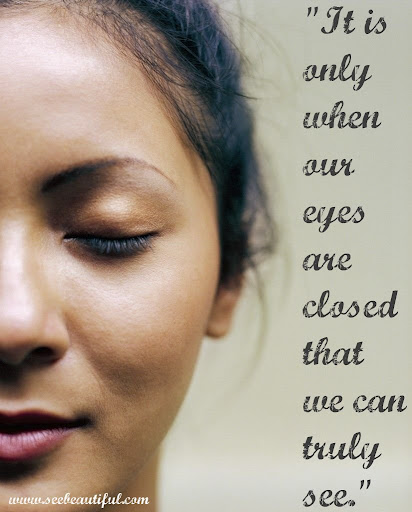 Love Quotes Eyes Closed