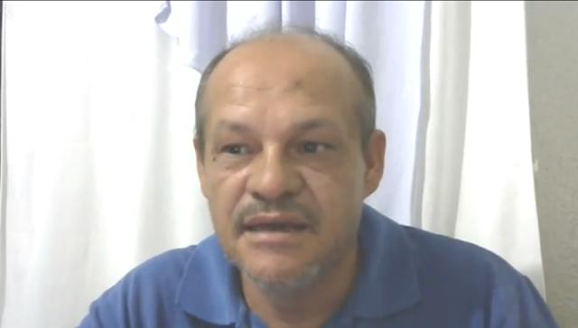 """Roberto Oliveira (Pezinho) faz um alerta aos pais sobre o """"MOMO"""""""