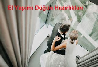 El Yapımı Düğün Hazırlıkları