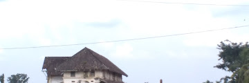 Jeritan Sebuah Bangunan Tua Di Jalur Mati