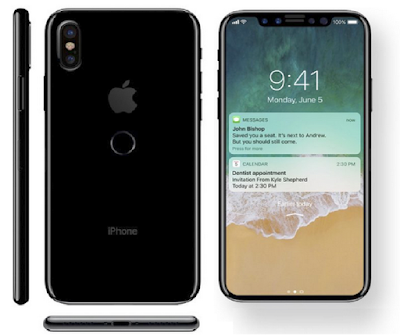 iOS 11 iPhone 8