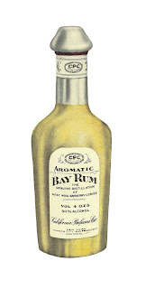 bottle rum baking vintage illustration image clipart digital