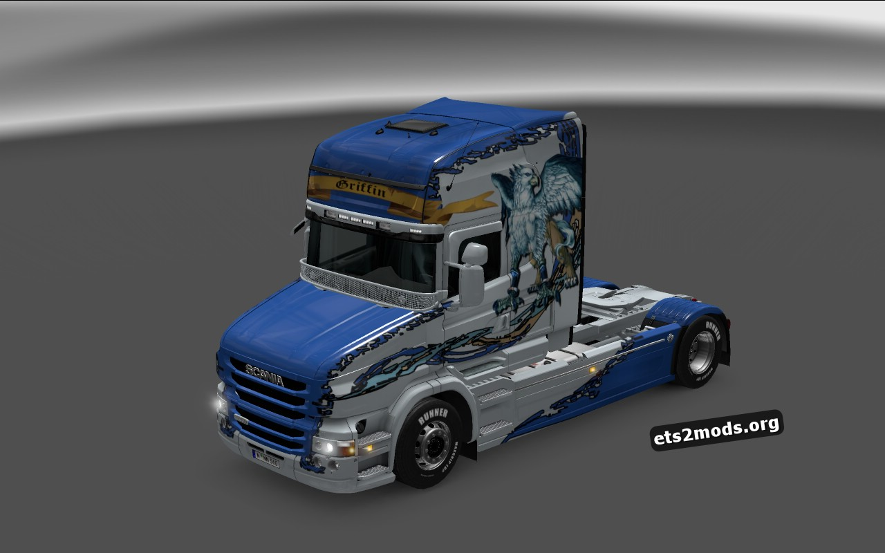 Griffin Skin for Scania T