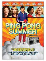 Ping Pong Summer (2014) online y gratis