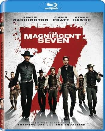 Los Siete Magnificos (2016) HD 1080p Latino