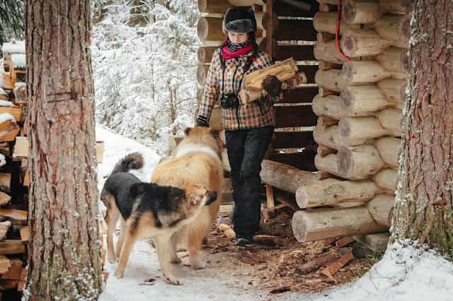 Retkeily koiran kanssa