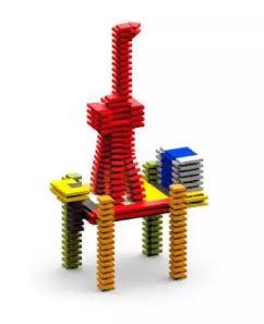 Oil Rig Lego