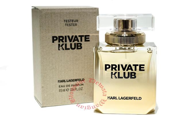 Karl Lagerfeld Private Klub for Women Tester Perfume