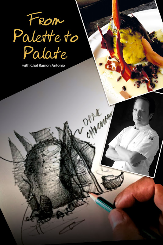 From Palette to Palate at Marco Polo Ortigas Manila