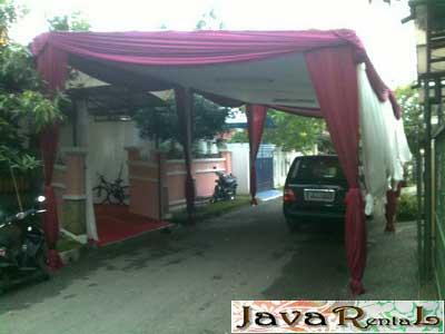 Sewa Tenda Plafon VIP - Murah