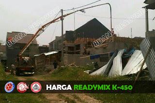 HARGA READYMIX 2017 | K-450