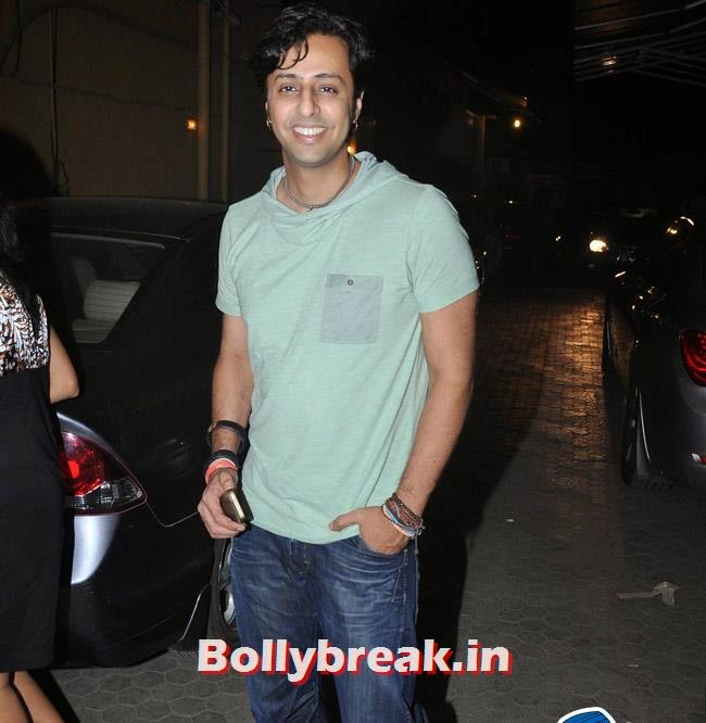 Salim Merchant, Kalki , Anushka, Ranveer at The Bartender Album Launch