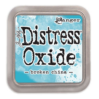 Oxide Ink Pad BROKEN CHINA