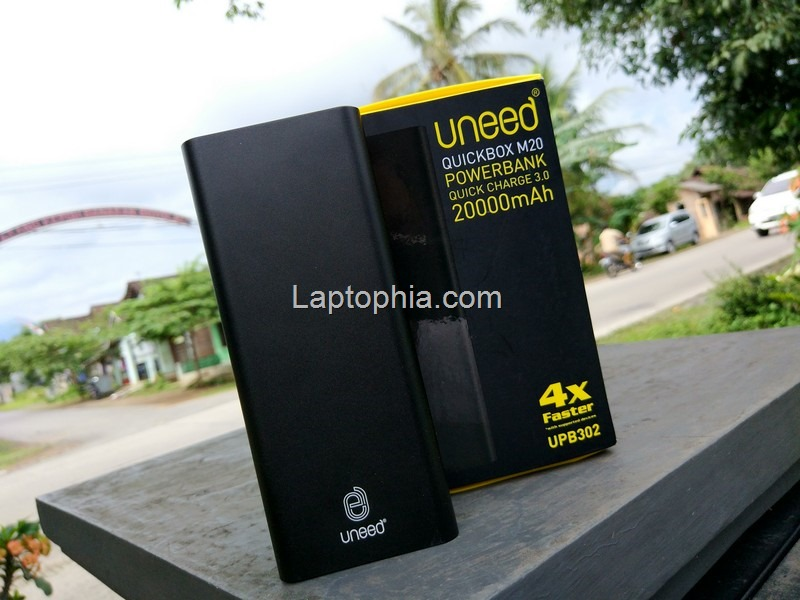 Uneed QuickBox M20 20.000mAh Review