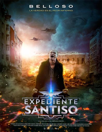 Expediente Santiso Poster