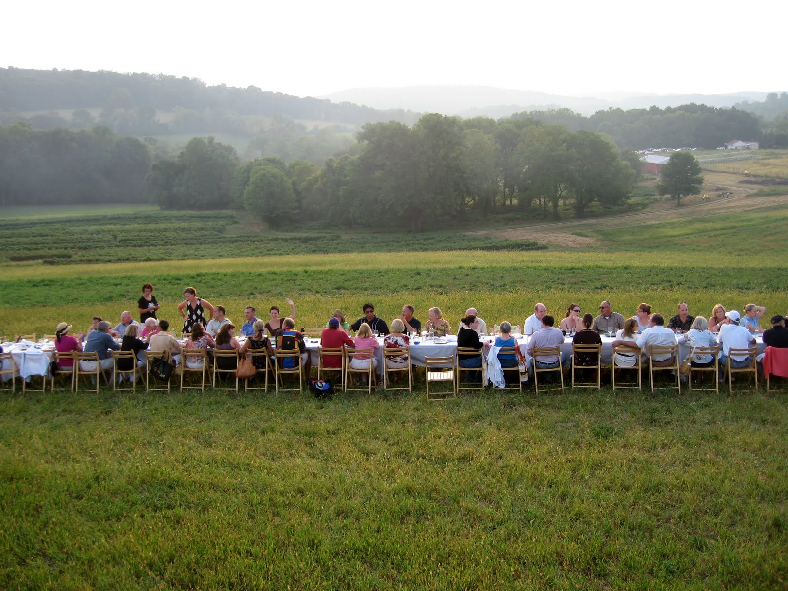 To Re Connect Diners The Land And Origins Of Their Food Honor Local Farmers S Who Cultivate It Join Us In Field