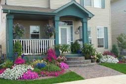 Panduan Ide Cara Membuat Taman Depan Rumah Yang Indah