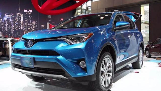 2018 Toyota Rav4 Release Date