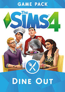 The Sims 4 Dine Out PC Game