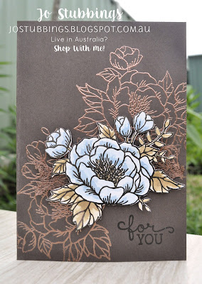 Jo's Stamping Spot - Goodbye 2017 - CASEing the Catty