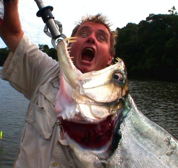 Monster Fish: Amazon River Monsters