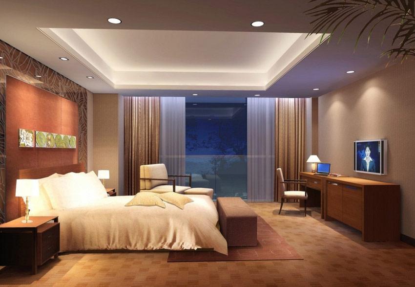 Surprising Best 50 Pop False Ceiling Designs For Bedroom 2019 Interior Design Ideas Gresisoteloinfo