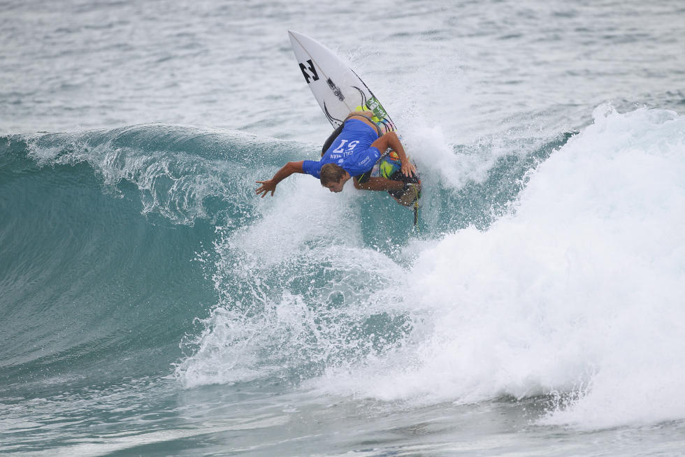 16 Ryan Callinan Quiksilver Pro Gold Coast 2016 fotos WSL Kirstin Scholtz