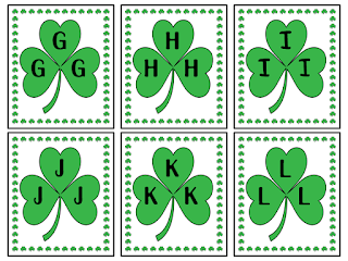https://www.teacherspayteachers.com/Product/Free-St-Patricks-Day-Alphabet-Hunt-2393975