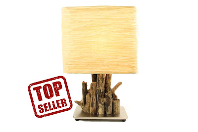 Treibholzlampe selber bauen