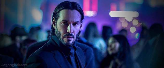 review john wick chapter 2