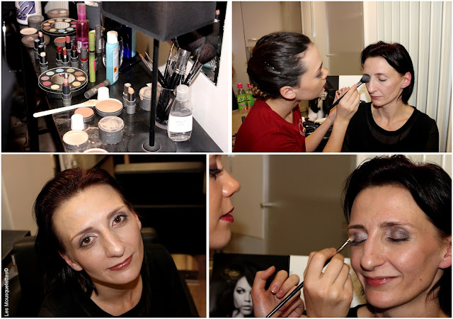 Weleda Bioty Tour à Nancy salon de coiffure Addict & Cie - Atelier Maquillage - Les Mousquetettes©