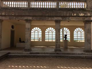 Jardins del Museu Pau Casals del Vendrell