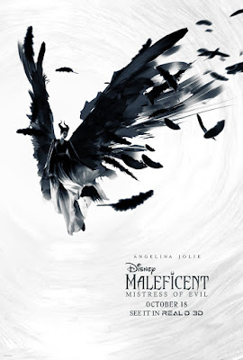 Maleficent Mistress Of Evil Movie Poster 12