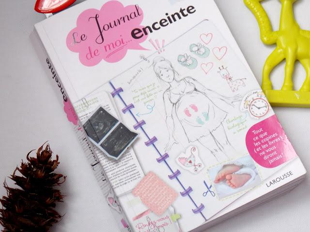 """Le Livre """"Journal De Moi... Enceinte"""""""