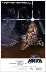 Pôster Star Wars Episódio IV: Uma Nova Esperança (1977)