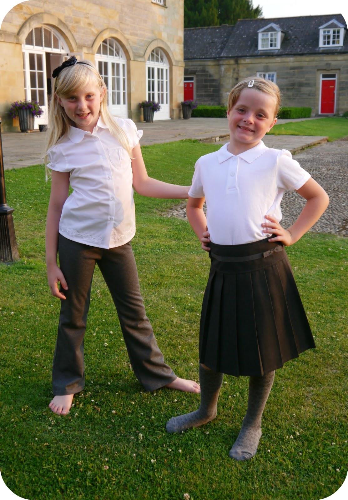 White apron sainsburys - Back To School With Tu At Sainsburys
