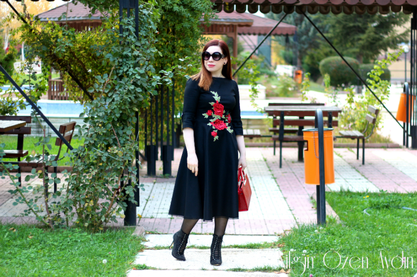 www.nilgunozenaydin.com-Taşlı Bootieler-moda blogu-fashion blog-fashion blogger