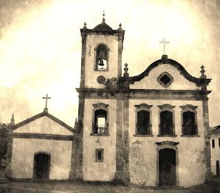 Museu de Arte Sacra e Igreja de Santa Rita, em Paraty
