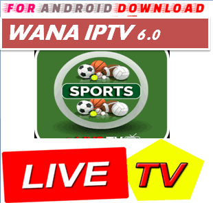 FOR ANDROID DOWNLOAD: Android WanaIPTV Pro Apk -Update