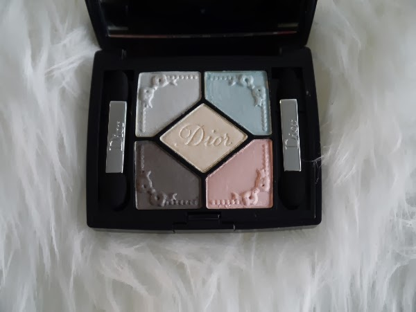 Dior 5-Couleurs eyeshadow palette, Trianon limited edition, spring 2014