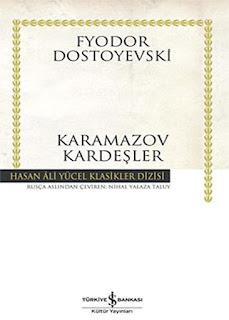Fyodor Mihayloviç Dostoyevski  - Karamazov Kardeşler