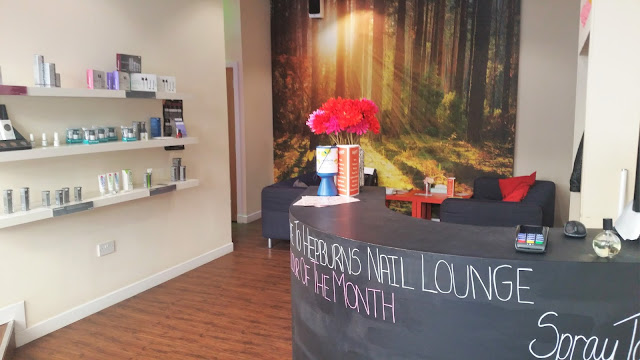 The No Chip Manicure Exclusively at Hepburns Nail Lounge Dundee
