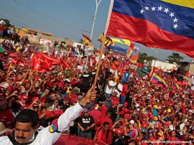 La USO rechaza amenazas del gobierno de EE.UU. contra Venezuela