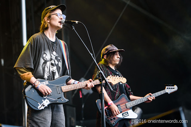 Diiv at Field Trip 2016 at Fort York Garrison Common in Toronto June 5, 2016 Photos by John at One In Ten Words oneintenwords.com toronto indie alternative live music blog concert photography pictures