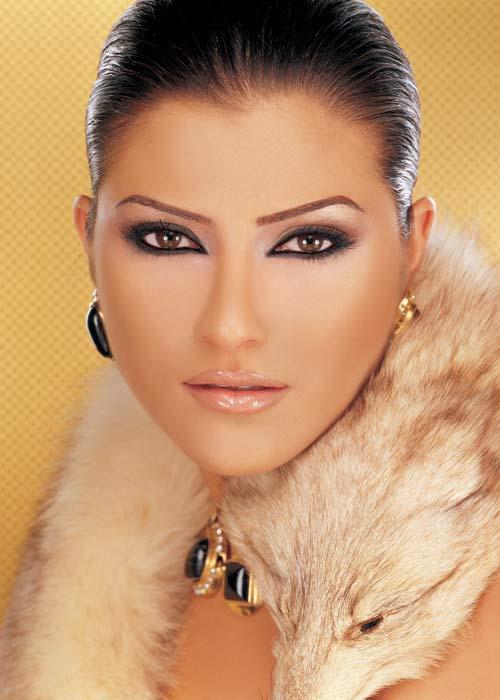احدث مكياج عيون 2012 New Makeup Eye