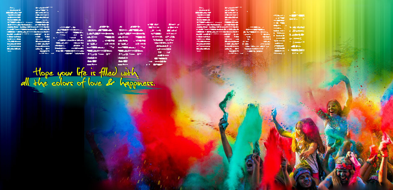 Happy Holi Gif Photos
