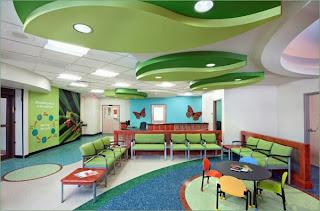 Pediatric Office Decor