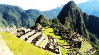 Machu Picchu e Huayna Picchu